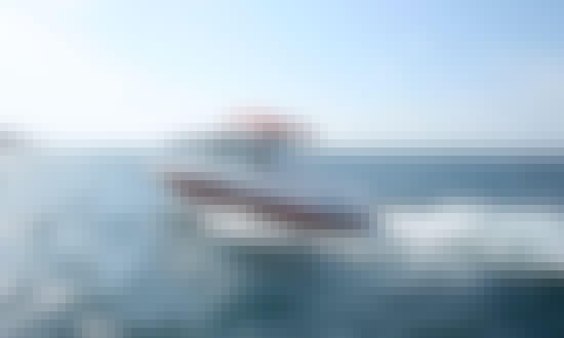Rinker 192 Captiva Red Power Boat rental in Funtana