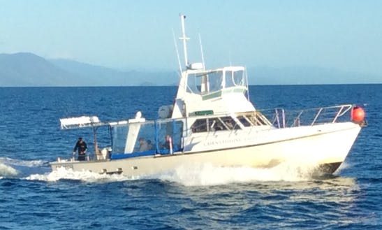Aqua Cat Fishing Trips In Cairns City