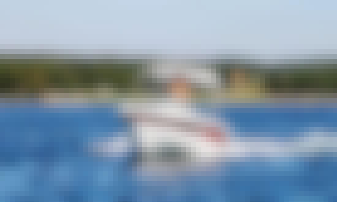 Marinello17 Open Power Boat rental in Funtana