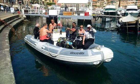 Rib Diving Trips & Courses In Santa Margherita Ligure