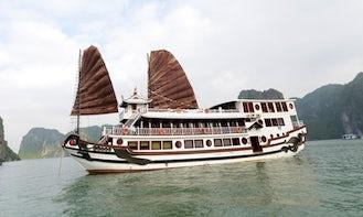 Halong Royal Palace Cruise in Hanoi