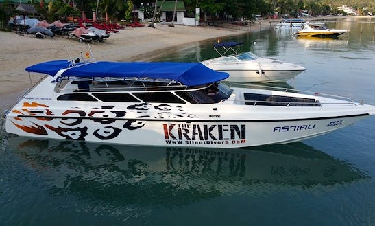 Diving Trips & Courses On Speedboat From Ko Samui