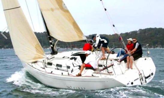 Beneteau First 34.7 Cruising Monohull Charter In Catania Sicilia, Italy