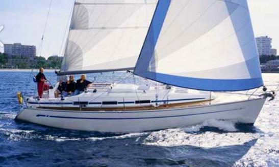 Bavaria Cruiser 36 Cruising Monohull Charter In Catania Sicilia, Italy