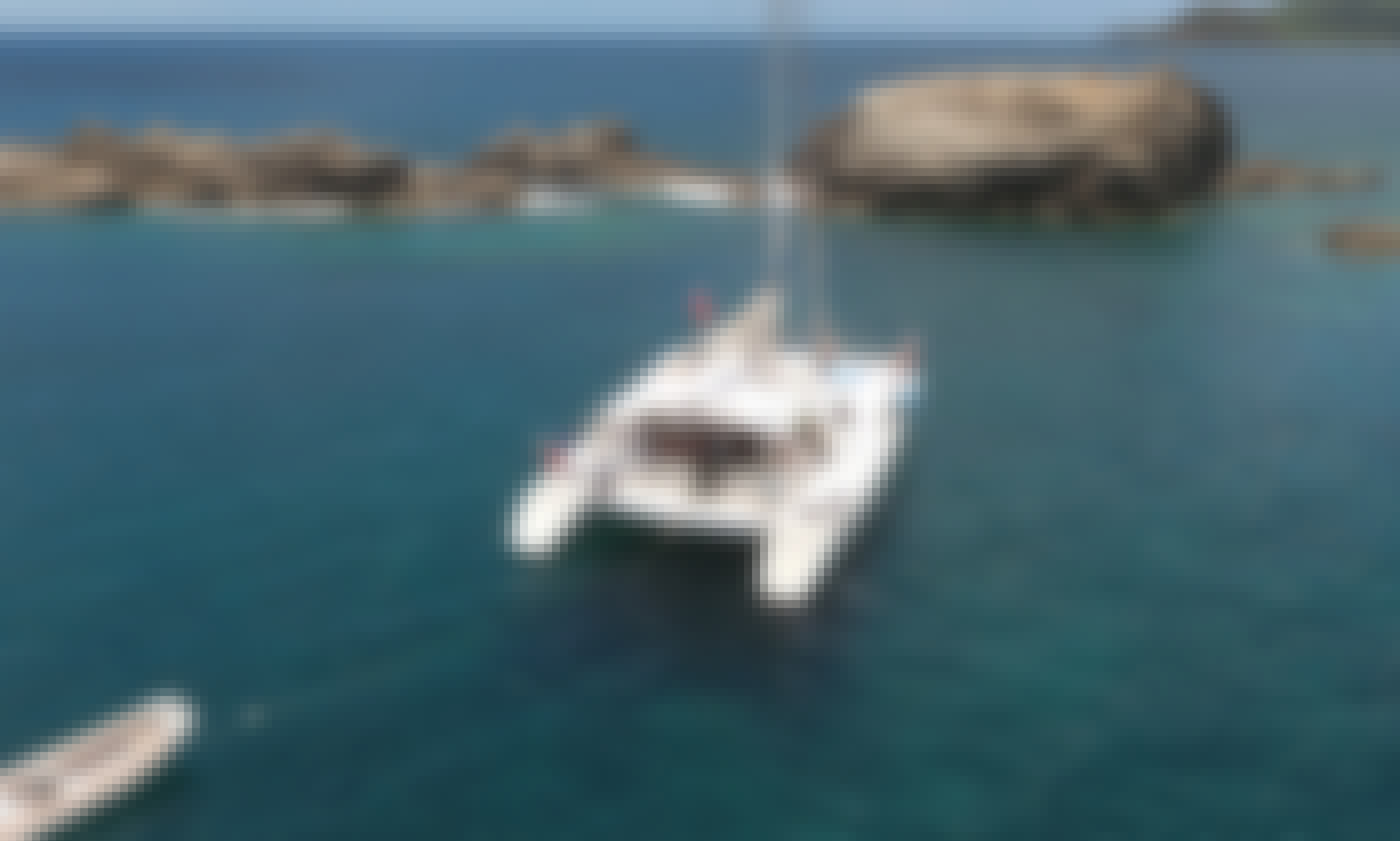 "Yacht Charter on ""Braveheart"" in the Virgin Islands"