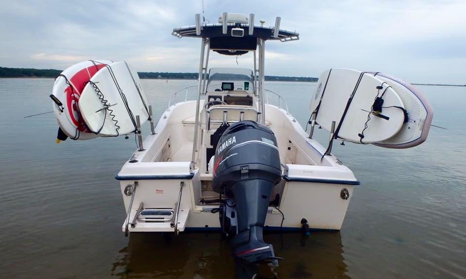 24ft Grady White Center Console Boat in East Hampton, New