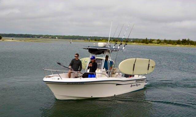 24ft Grady White Center Console Boat in East Hampton, New York