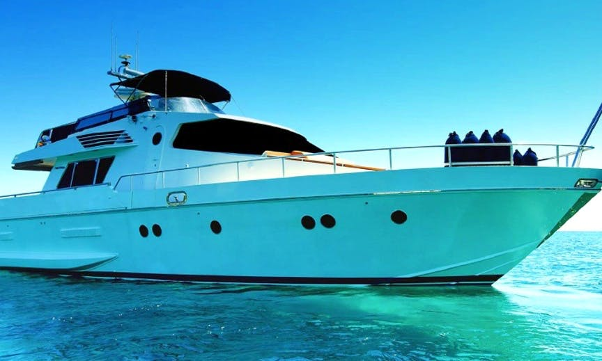 Charter 3 Cabins Motor Yacht In Zakinthos, Greece