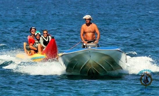 Banana Boat Rides In Kos