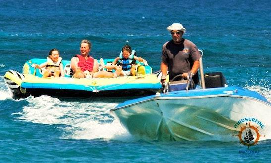 Dbl Canoe Rides In Kos