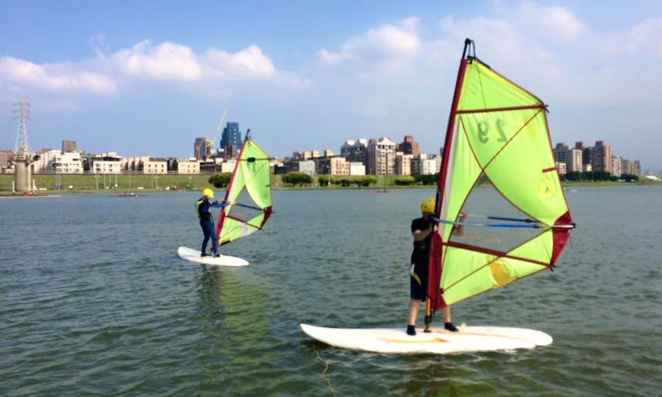 Windsurfing Lessons in Taipei City