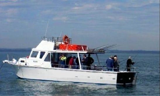 Scuba Diving Trips Aboard 6 Person Dive Boat In Carrum, Victoria
