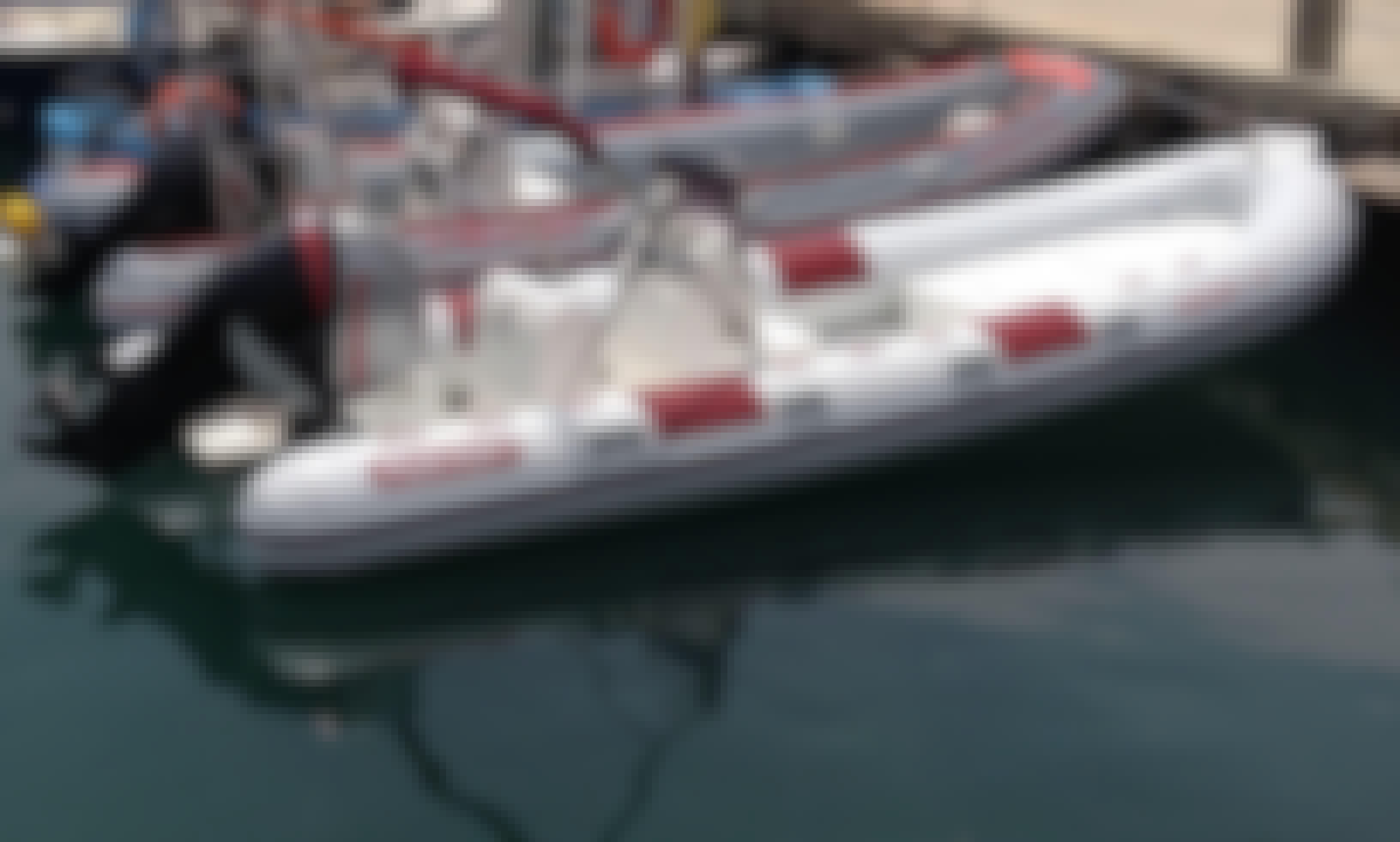 Gommone Mariner 7.50 RIB Rental in Tropea