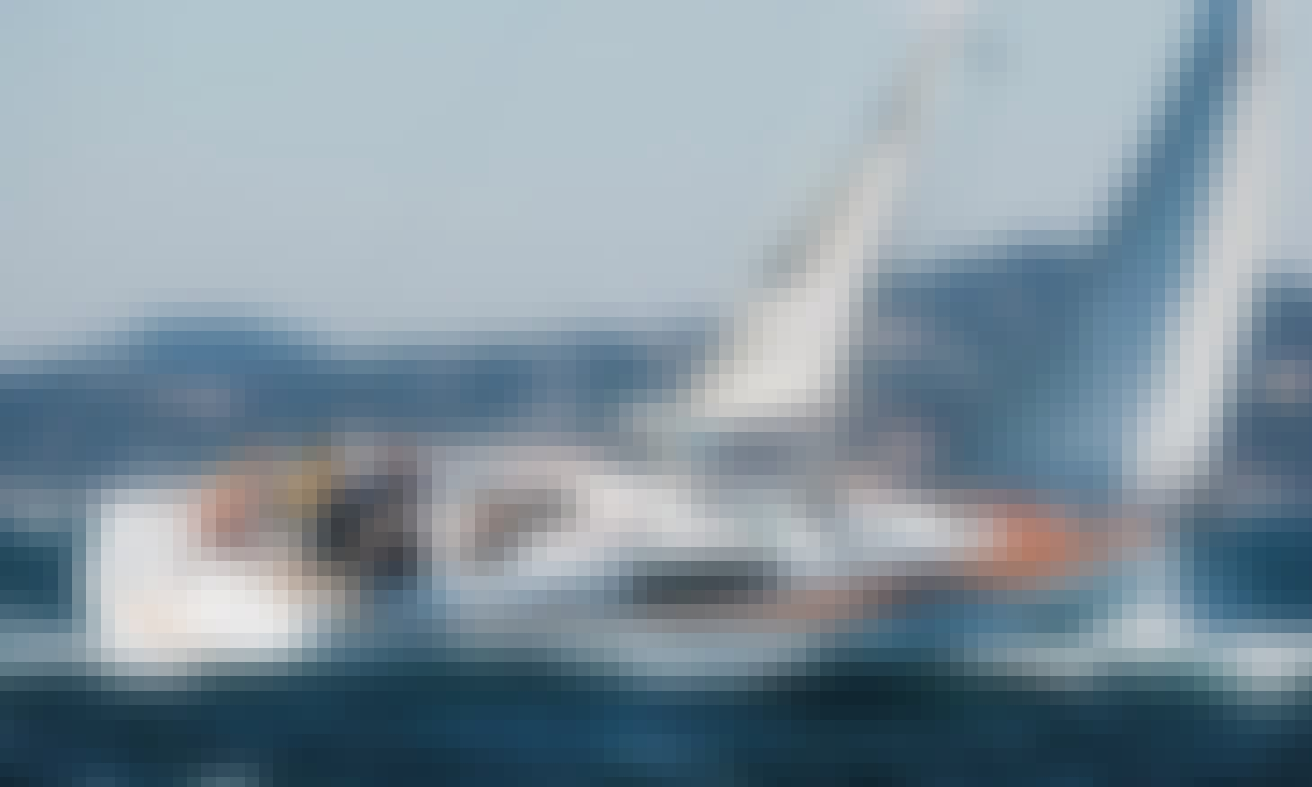 Beneteau Cyclades 50.5 Charter Cruising Monohull in Ionian Sea - Lefkada