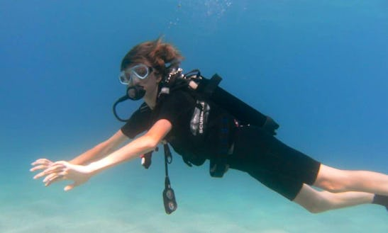 Diving Trips And Courses In Tropea