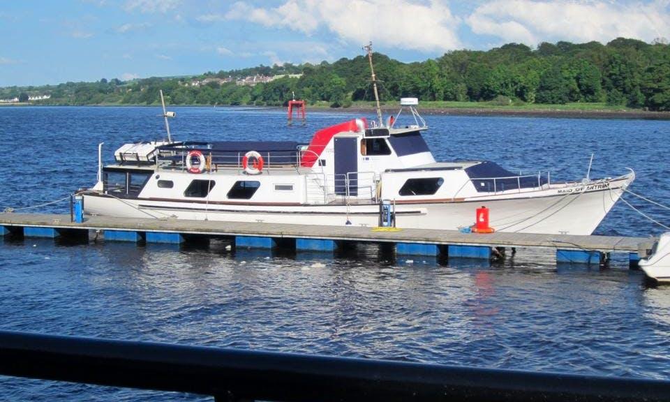 Maid of Antrim Boat Cruise in Antrim