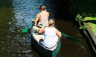 Canoe Rental in Giethoorn, Netherlands