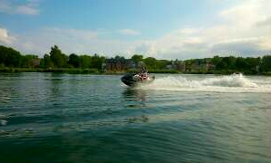 Jet Ski For Rent In Dziwnow