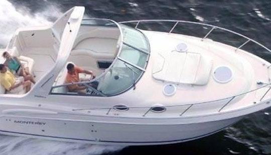 32' Twin Engine Perfect Yacht For Cruising Coast, Harbors Or Catalina Island