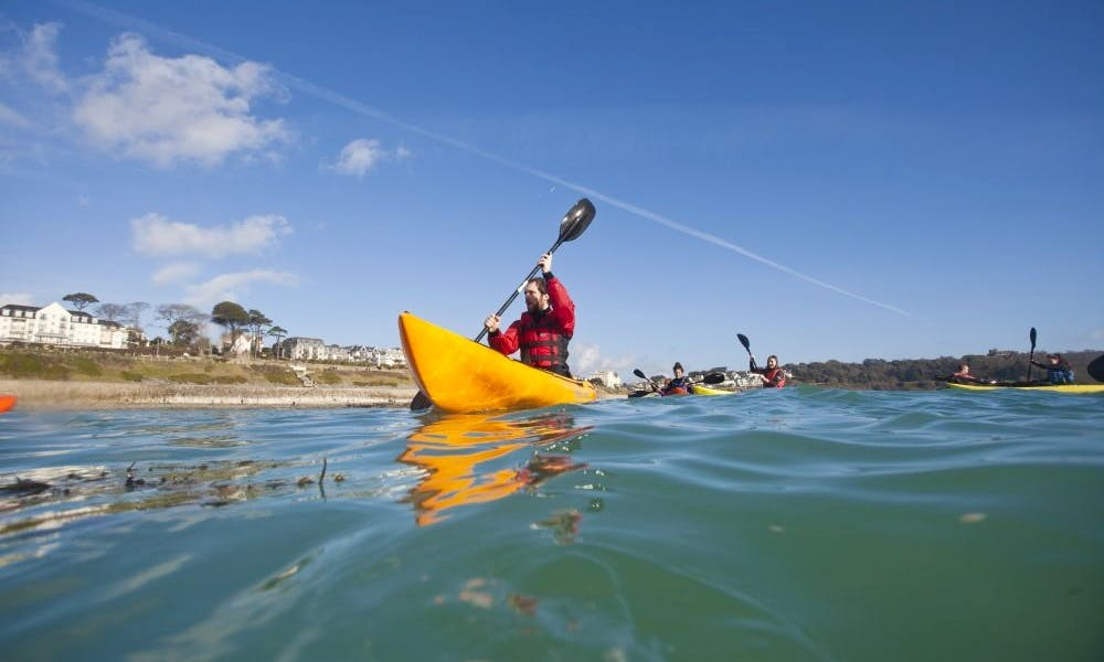 Single Kayak Tour in Falmouth