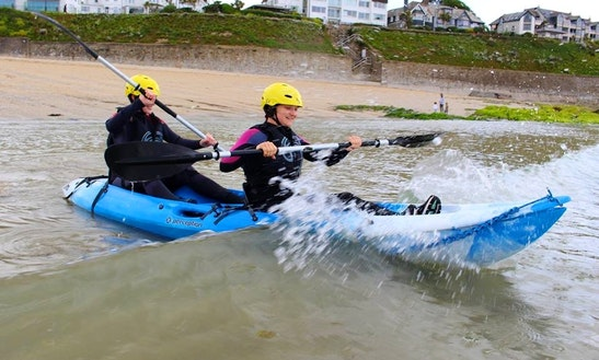 Double Kayak Tour In Falmouth