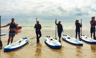 Stand Up Paddle Rental in Falmouth