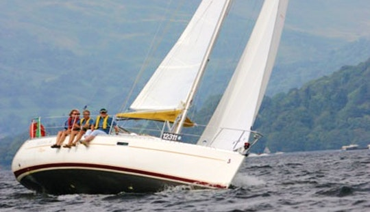 Beneteau Oceanis 311 Cruising Monohull Charter In Windermere, United Kingdom