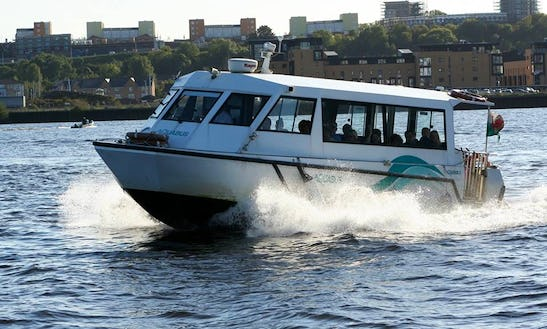 45 Minute Aquabus Cruise In Cardiff