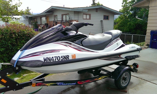 Yamaha Waverunner Fx Ho Rental In East Wenatchee