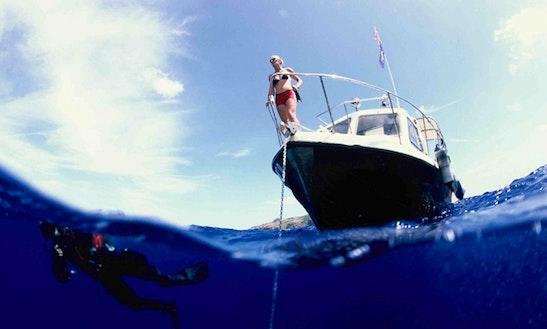 26ft Dive Boat