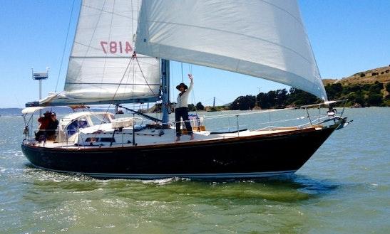 Sailing Yacht Charter In San Francisco Bay