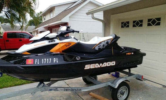 2012 Seadoo Rxt Is 260 Rental Not Your Average Rental