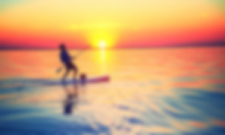 Amazing Paddleboard Rental on Lake Winnebago, Wisconsin