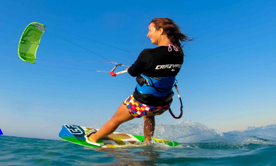 Kiteboarding Lessons On Lake Winnebago