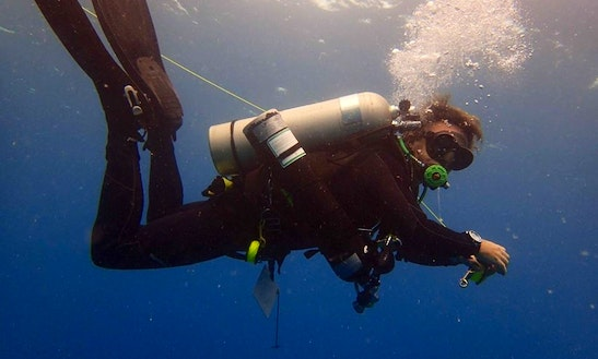 Diving Trips In Saint Martin