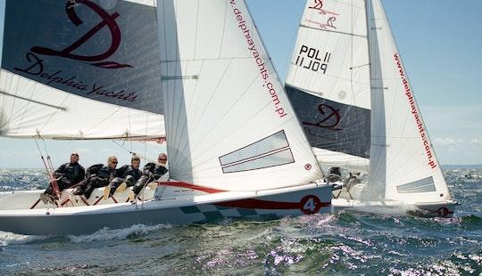 Enjoy Sailing On Delphia 24 Od Daysailer Charter In Gmina Mikołajki, Poland