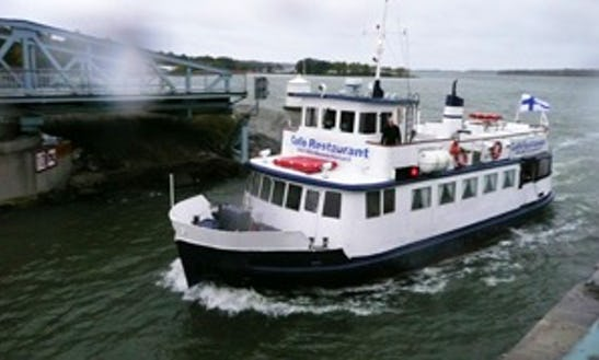 M/s Marival Ii Yacht Charter In Helsinki