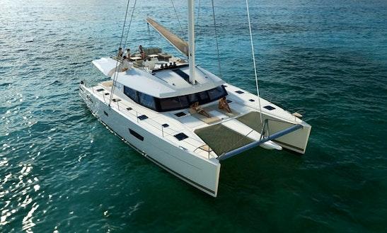 Fountaine Pajot Ipanema 58' Sailing Mega Yacht Charters In Marigot, Saint Martin
