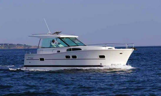 Nautika 1000 Motor Yacht Charter In Gmina Mikołajki