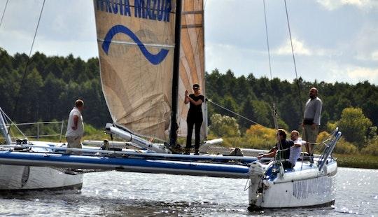 Sail On This 36ft Catamaran Charter In Poland