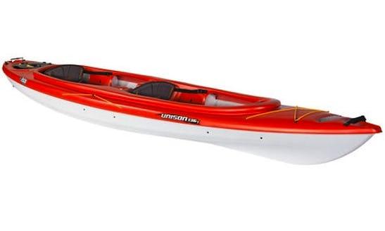 Tandem Kayak For Rent In Medfield, Massachusetts