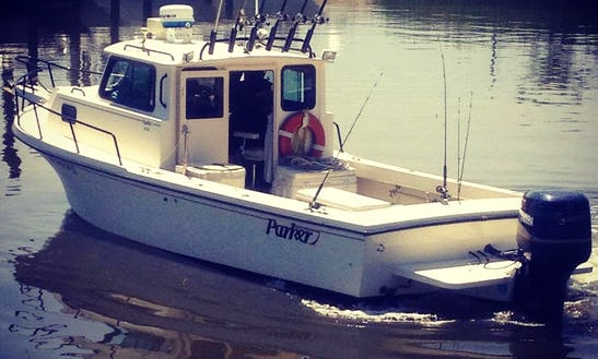 Enjoy Fishing In South Amboy, New Jersey With Captain Kyle