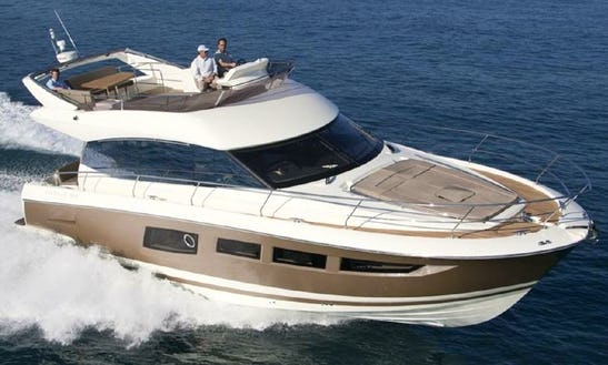 Prestige 500 Fly Motor Yacht Charter In Orbetello