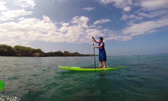 Paddleboard Rental & Lessons In Waimea, Hawaii