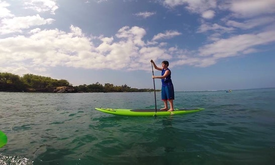 Paddleboard Rental & Lessons In Waimea, Hawaii
