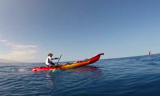 Kayak And Snorkel Adventure In Waimea, Hawaii