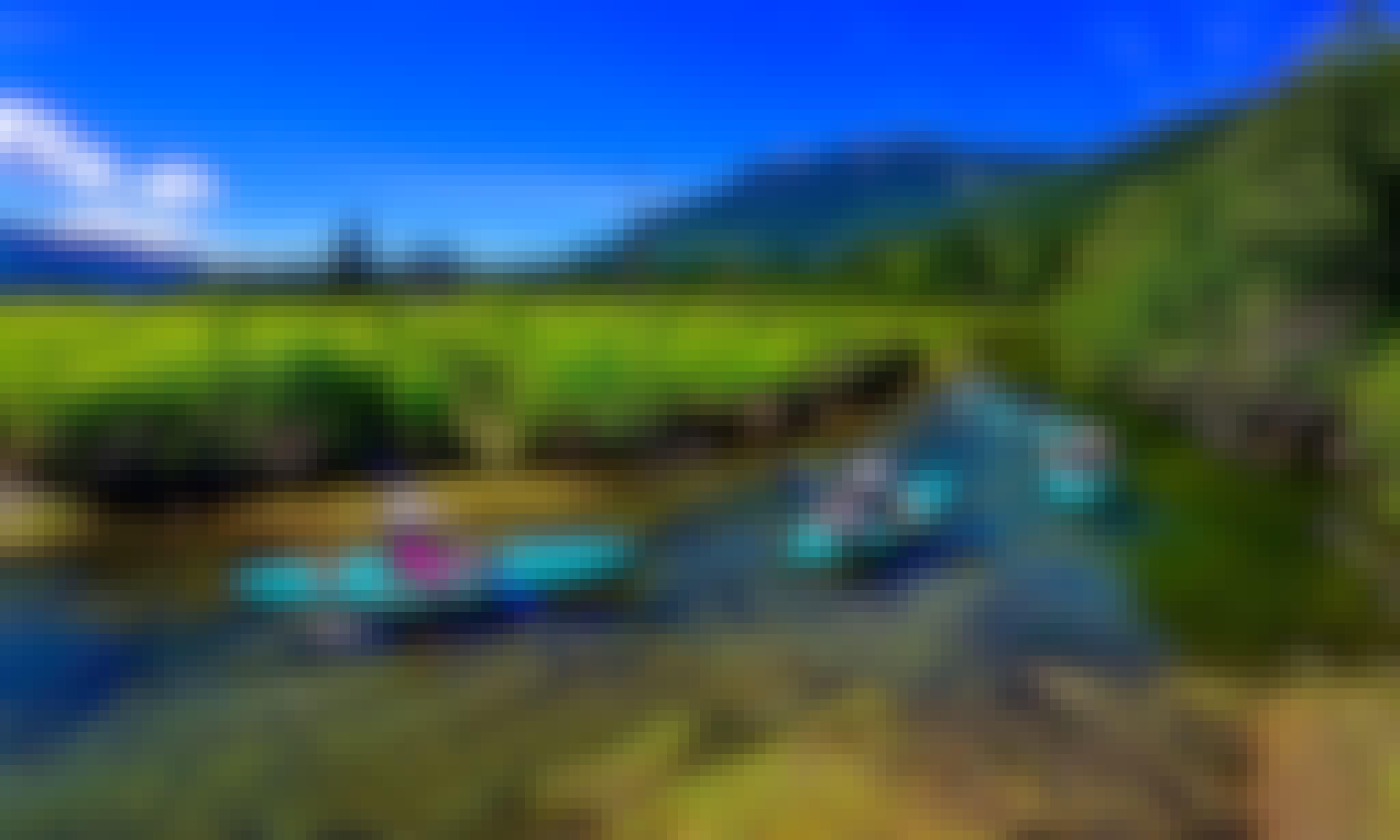 Kayak in Whistler