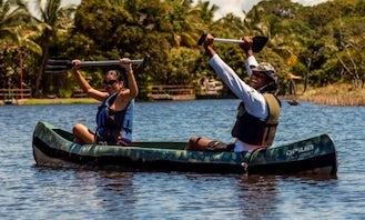 Canoe - Praia do Forte / BA