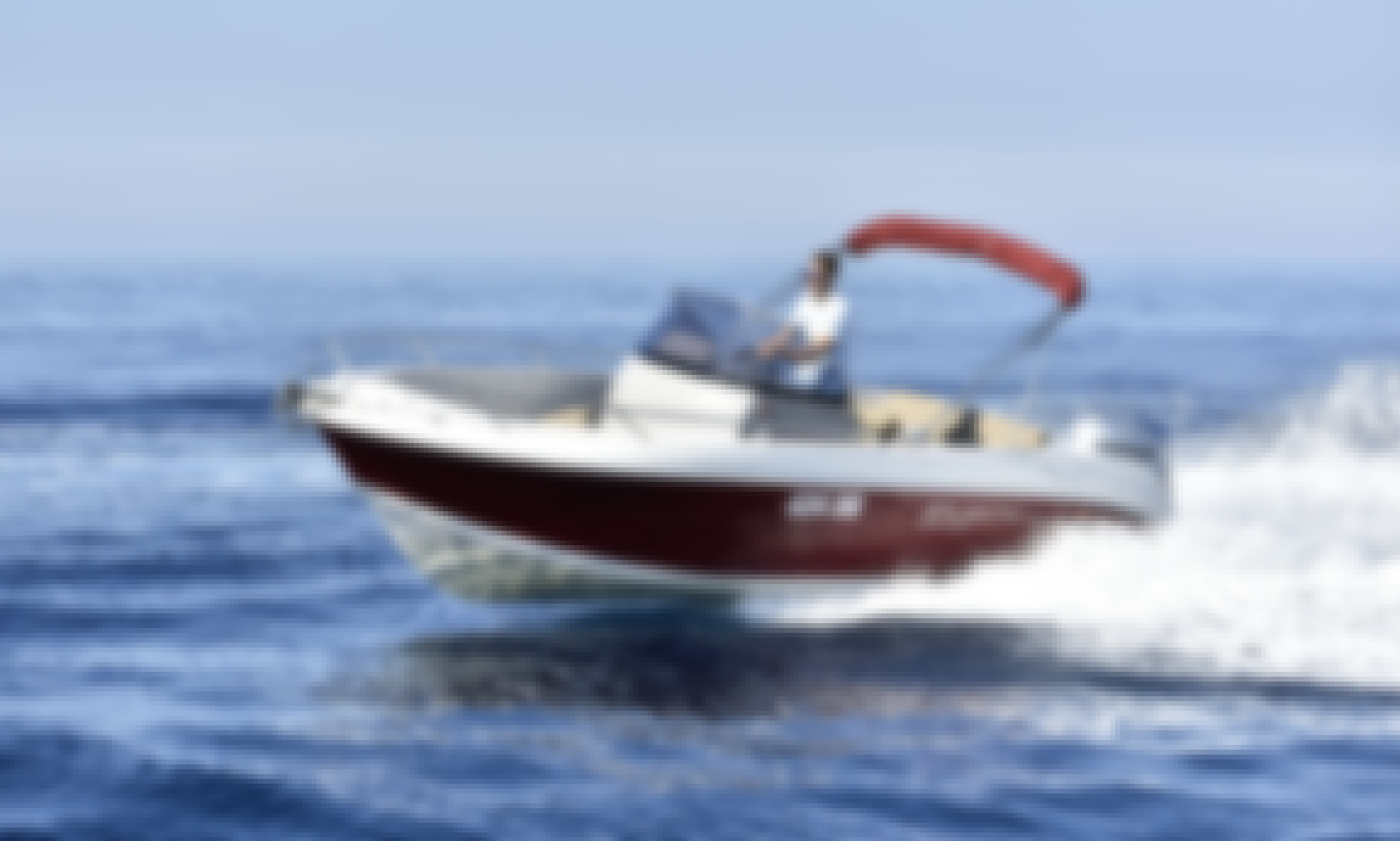 Atlantic Open 670 speedboat rental, Dubrovnik