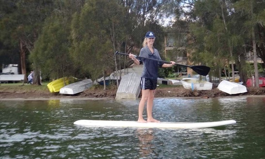 Paddleboard Hire And Lessons In Narrabeen